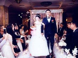 记一次婚礼拍摄