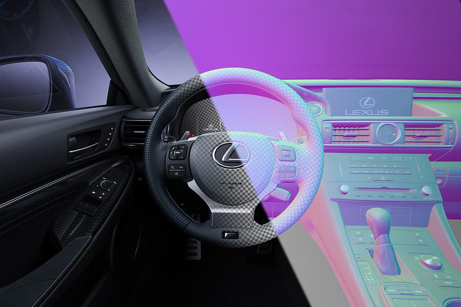 查看《Lexus  RC F  CGI》原图,原图尺寸:2400x1600