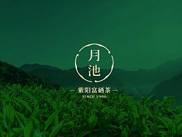 月池紫阳富硒茶品牌包装设计