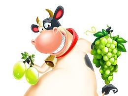 新疆八大怪食品有限公司-果酪包装插图