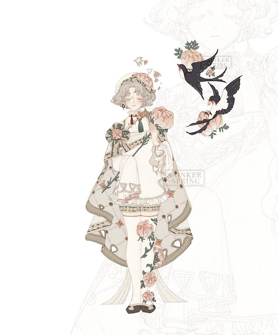 查看《《四季的女儿》星期九的赛格瑞》原图,原图尺寸:1492x1785