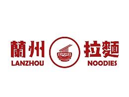 兰州拉面*Redesign Logo VI System