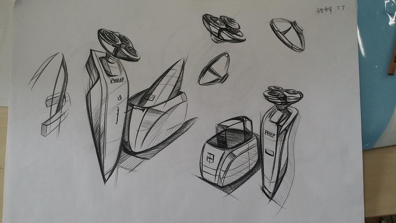工业设计手绘练习