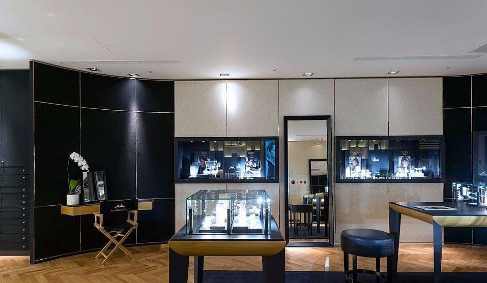 apm珠宝店-成都珠宝店设计,成都珠宝店设计公司,成都珠宝店装修设计图片