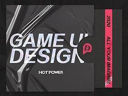 [HotPower]2019-2020游戏UI设计年鉴