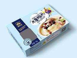 湘佳牧业生鲜肉系列包装设计