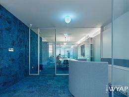 深圳某设计公司办公空间