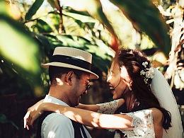 卜马婚纱 |夏威夷婚纱旅拍