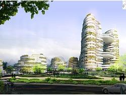 义龙新区设计方案