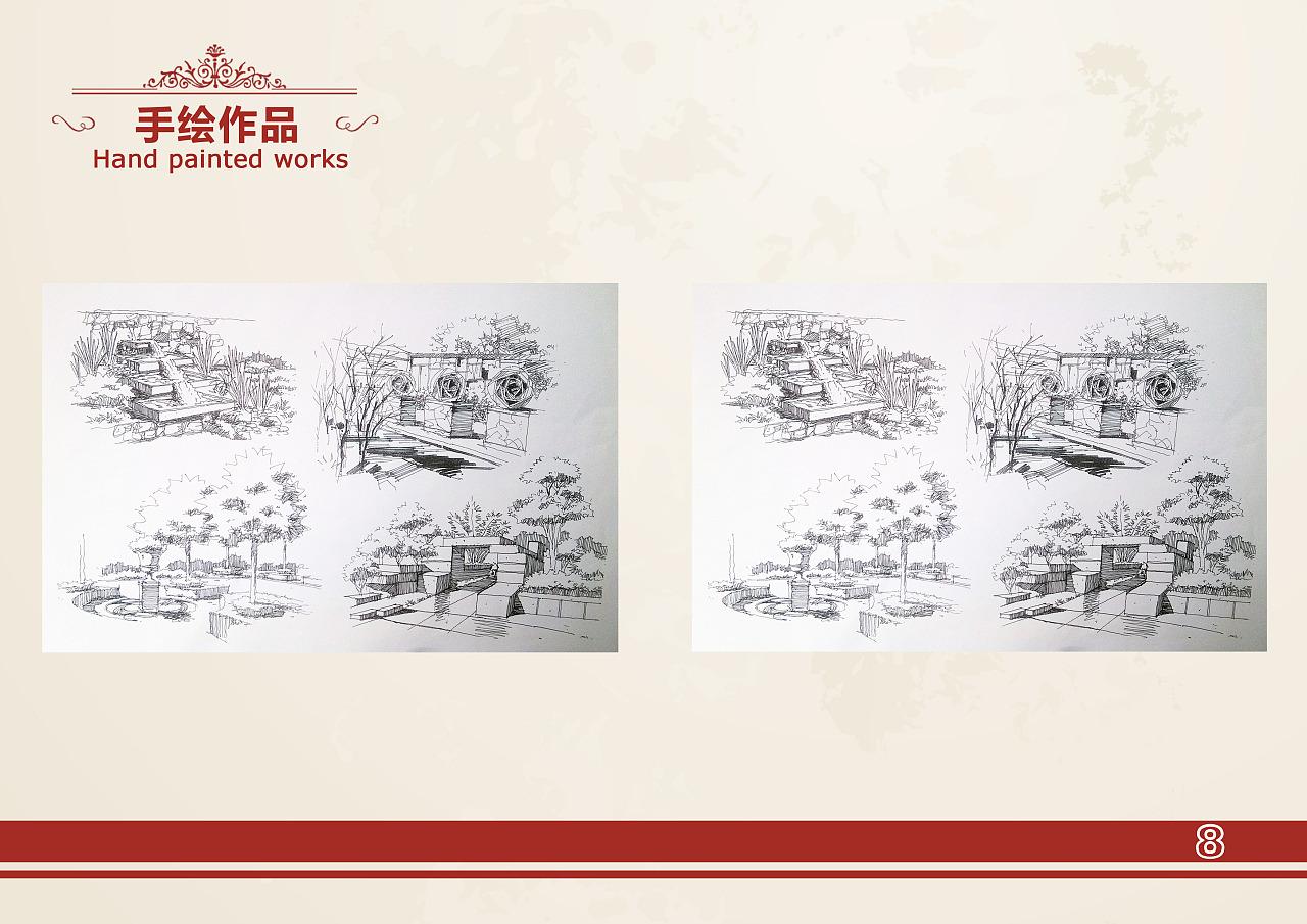毕业画册设计|平面|书装/画册|aeiherumuh - 原创作品图片