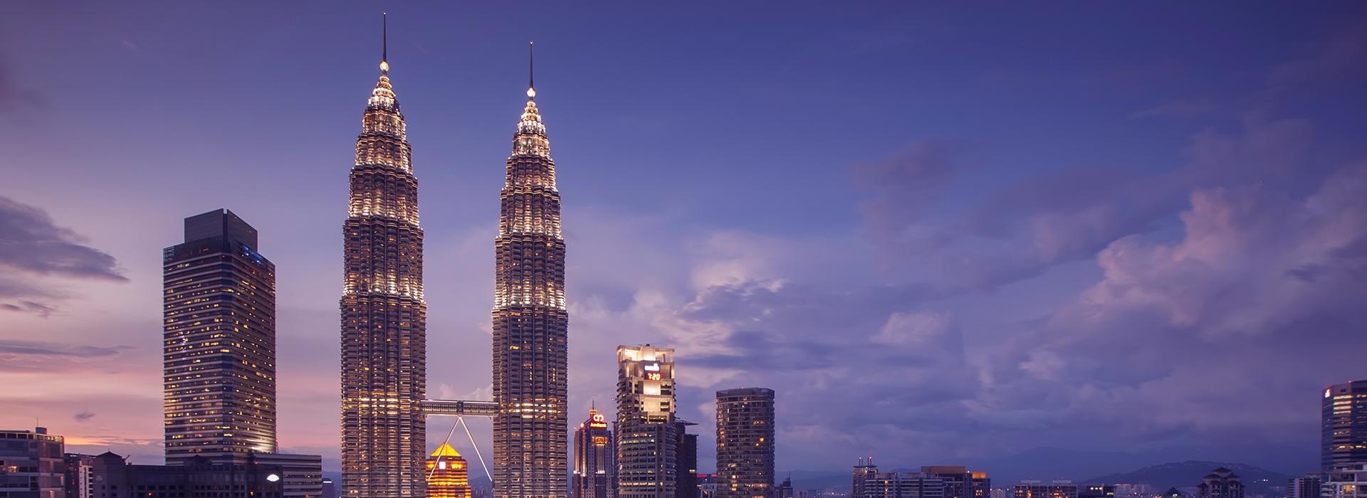 马来西亚双子塔修图|摄影|环境/建筑|不忘初心coy