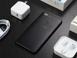 vivo X20 全面屏手机 产品照