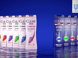 清扬洗发水广告
