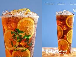 港道饮品|长沙美食摄影