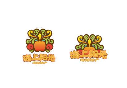 原创作品:水果logo图片
