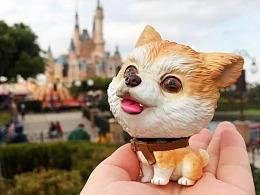 【小可爱们去了迪士尼】
