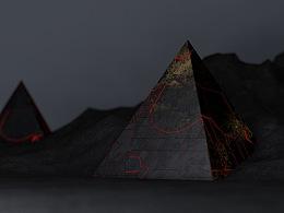 机械金字塔