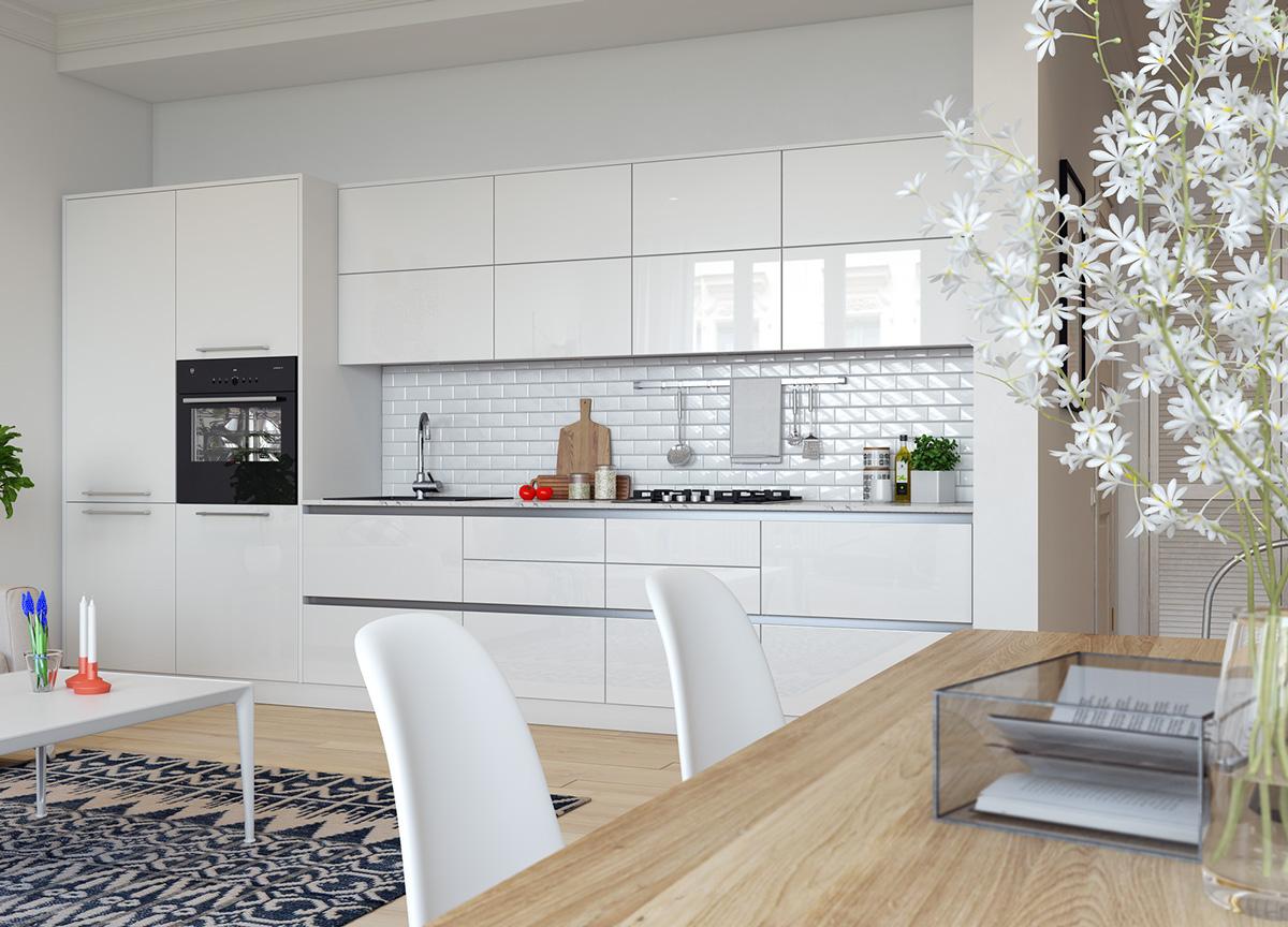欢乐易家|延安空间参考|风格|室内设计|欢乐易家北欧喷绘制作图片