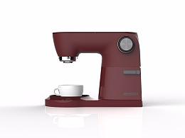 咖啡机工业/产品设计
