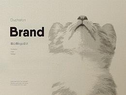 Duchaton猫公爵_标志设计