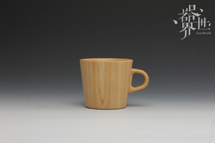 器世界日本茶具 高桥工芸 手工原创精品木质茶杯欣赏