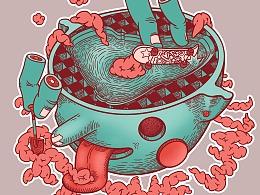 #VANS艺术家#脑壳碗池