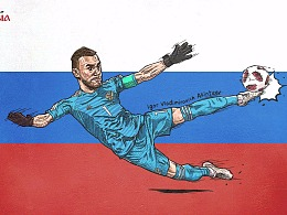 2018年俄罗斯世界杯俄罗斯球星——阿金费耶夫