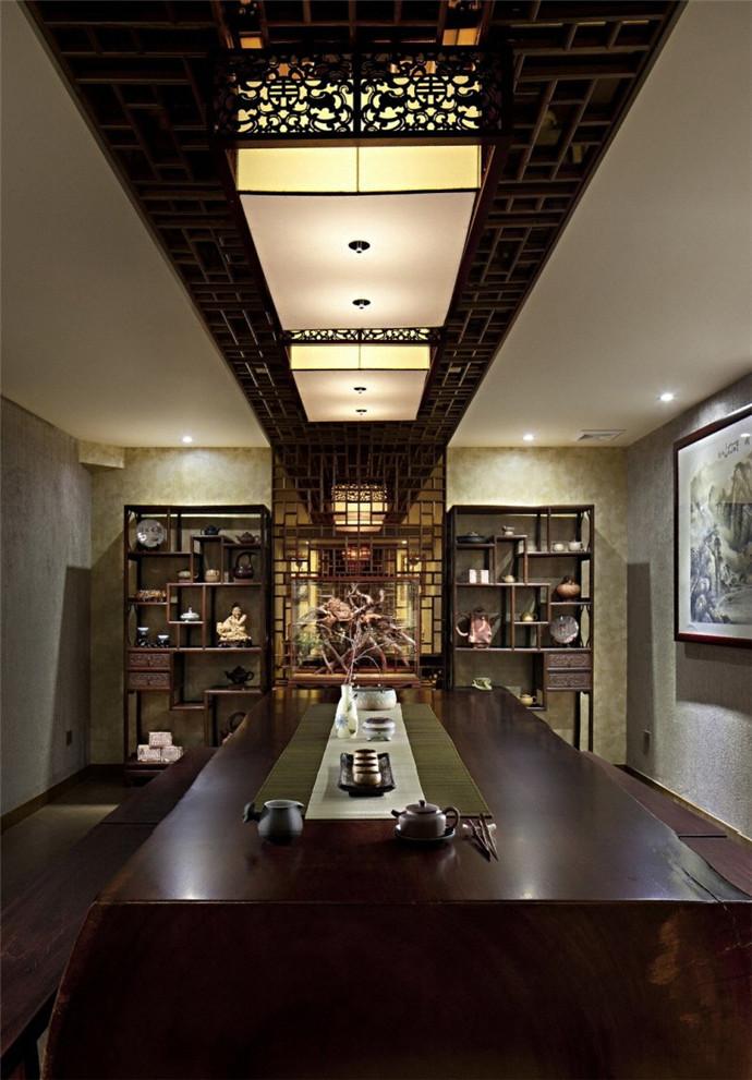 顺意号茶艺馆--德阳茶楼v茶楼|德阳茶楼装修|室内如何在exl中绘制斜箭头图片