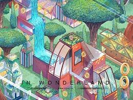 《In Wonderland》清洁能源X未来之家EnHouse Project
