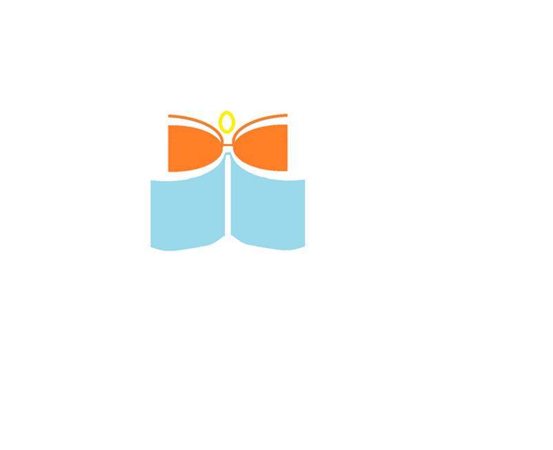 西安外国语大学图书馆logo设计|标志|平面|essence