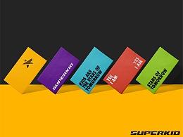 SUPERKID品牌设计