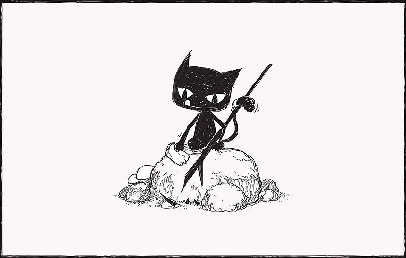 一只特立独行的猫 Crazy