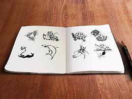 创意小插画