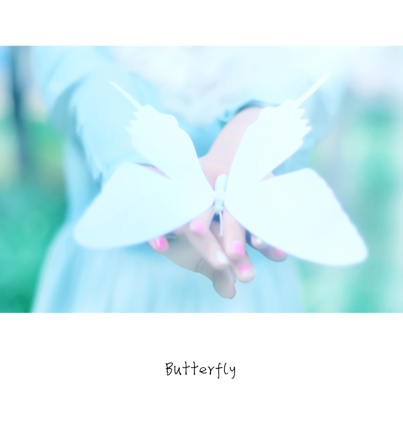 bts butterfly简谱