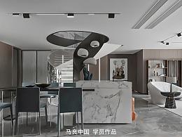 马良中国5月 corona/cr室内效果图渲染班学员作品