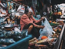 泰国铁路&水上市场