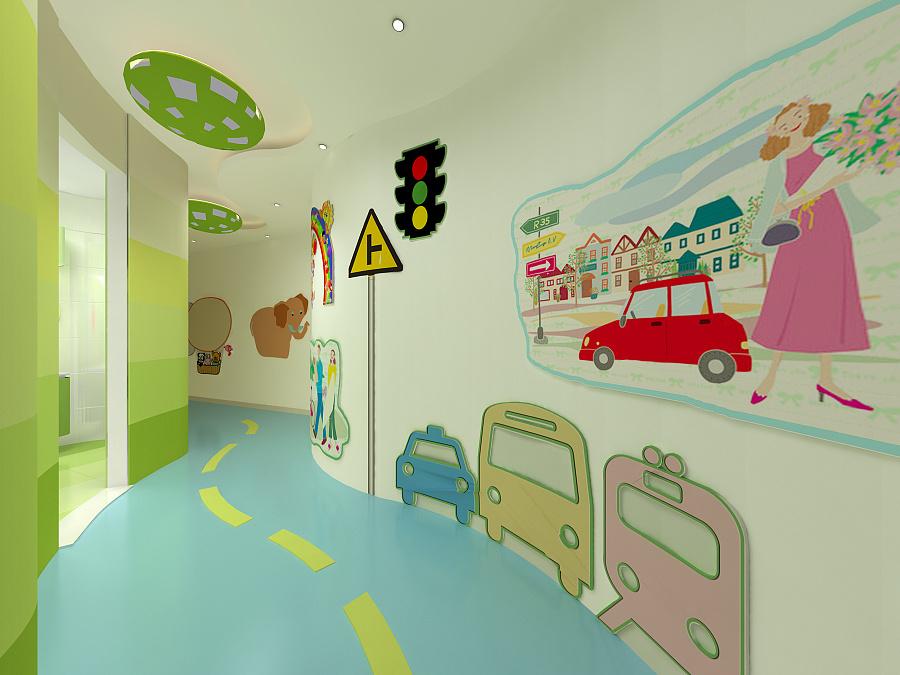 幼儿房间简笔画
