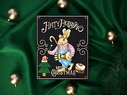 圣诞限定包装设计