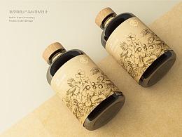 【醒狮】-SUYUN素韵高端山茶油品牌全案