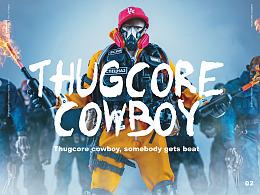 Thugcore Cowboy