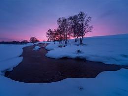 今年冬季的坝上2