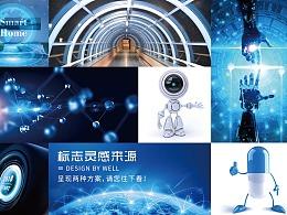 未朗科技品牌标志提案