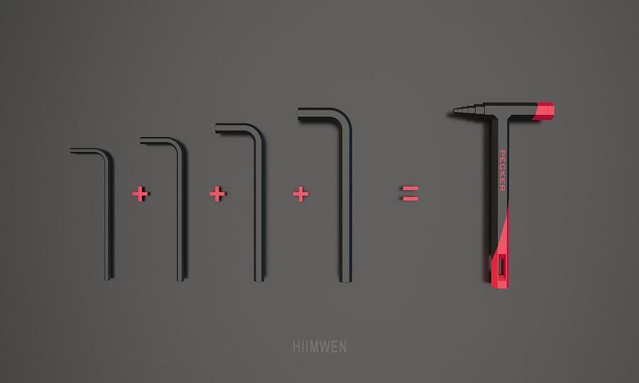 查看《工具概念 HEX-PECKER》原图,原图尺寸:4000x2400