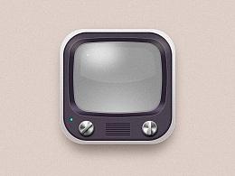 【2017.09.15】电视机icon临摹