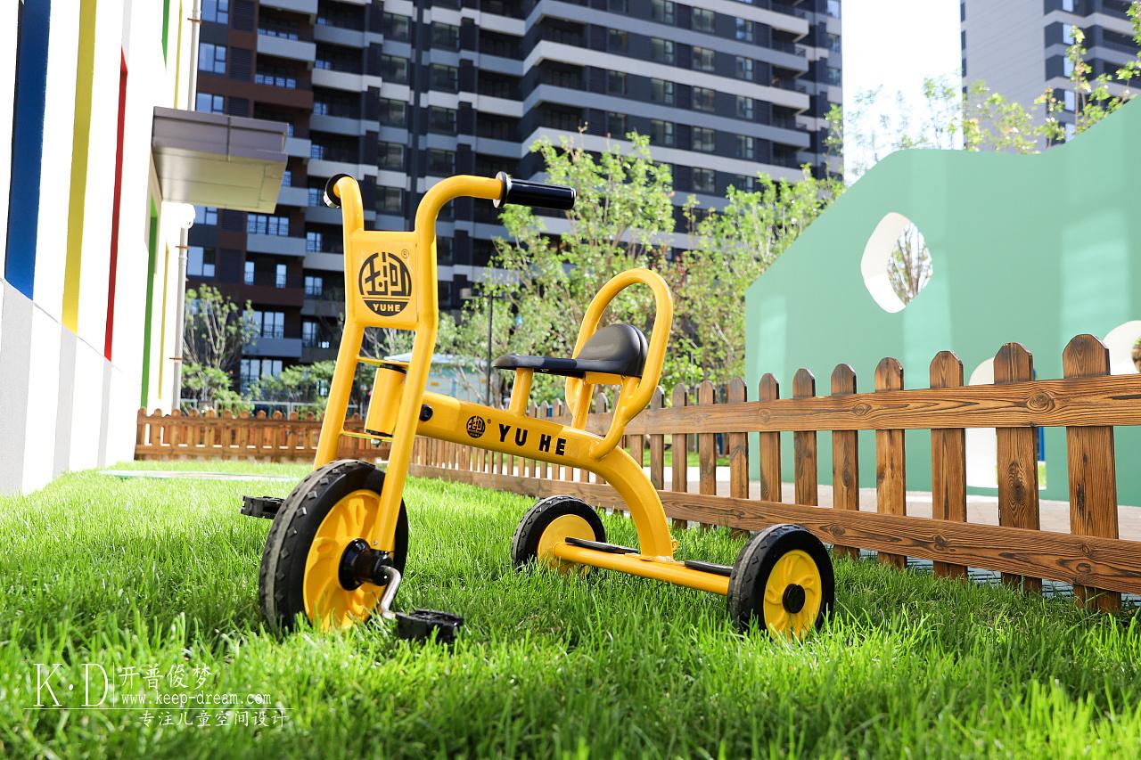 国际幼儿园设计——森林系幼儿园设计细节共享