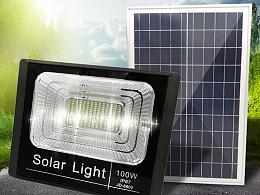 详情页——太阳能户外投光灯