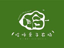 LONTCY | 哈呼亲子农场  品牌设计