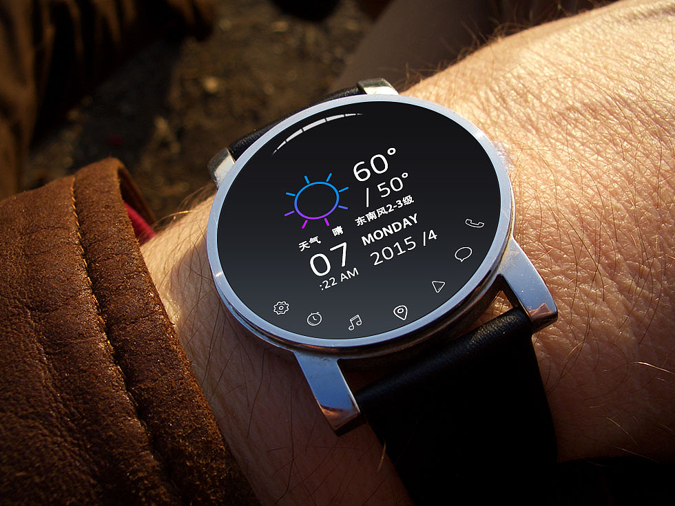 智能手表今年出货量将超3600万块