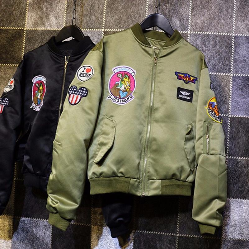 空军飞行员夹克_空军飞行员夹克/棒球服|服装|运动服饰|kevin品牌设计 - 原创作品 ...