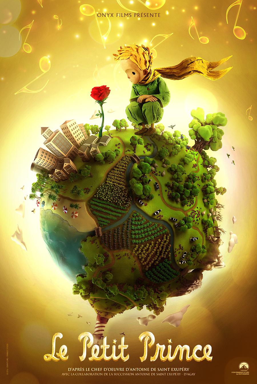 查看《《小王子》新的乐章版海报》原图,原图尺寸:1070x1600
